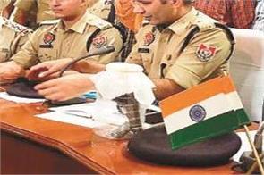 gangster kancha gang  s 2 arrested