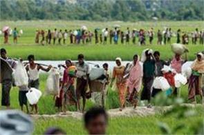 anniversary for rohingya refugees