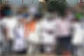 naresh kataria  supporters  putla