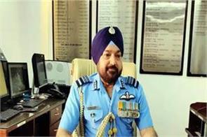 air marshal harjit singh arora became deputy chief of air aviation