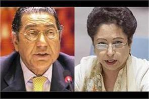 pakistan removes maliha lodhi  akram made special envoy to un