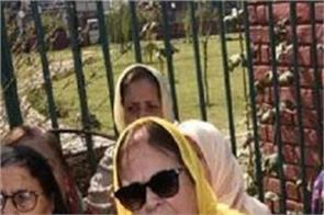 farooq abdullah sister daughter bail release