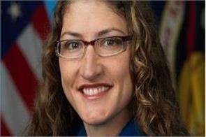 nasa  2 women astronaut