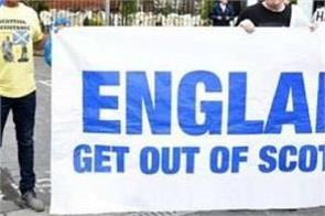 britain  demanding independence
