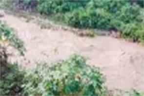 heavy rain hoshiarpur