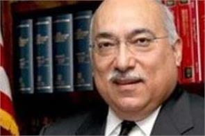 advocating restraint   indian american lawyer us cong