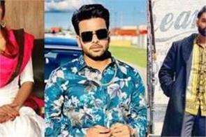 punjabi celebrities diwali celebrations jasmine parmish mankirt preet harpal