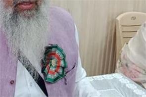 amritsar  sgpc  former secretary harcharan singh  bhai longowal