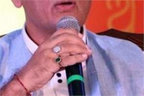 rss rakesh sinha statement mahatma gandhi jayanti