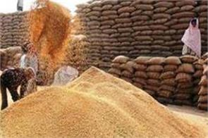 government agency  paddy  purchase