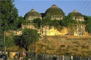 50 to 60 mosque in ayodhya  muslims can prayers anywhere  hindu