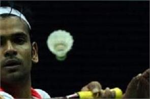 french open badminton tournament  shubhankar day in the second round
