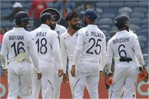 india made history by winning the pune test