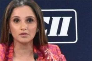 sania supports the wives   departure on team visits