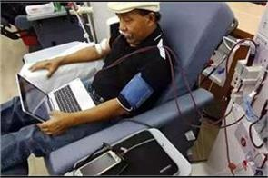 kidney patients will receive dialysis facilities at home