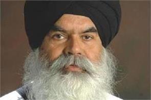 former jathedar of the akal takht bhai ranjit singh