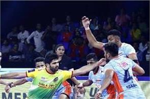 pro kabaddi league  patna defeated bengal 69 41