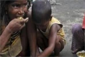 modi government again failed to deal with hunger