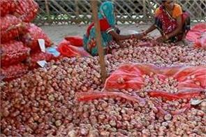 onion prices four times higher