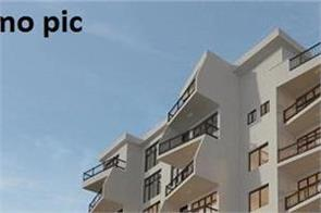 chandigarh  officers flat  construction  expensive