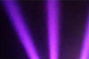550 year anniversary moga light and sound show