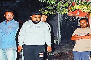 jalandhar  basti sheikh  dispute  motorcycle  fire