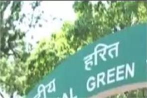 ngt delhi government pollution units
