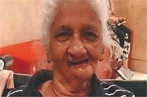 dubai  two elderly indian women