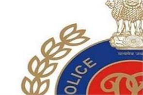 delhi police soldiers toilet woman accused