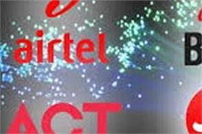 airtel jio bsnl internet speed