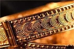 gold gained rs 180  while silver