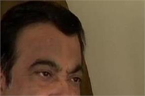 congress ncp shiv sena alliance nitin gadkari