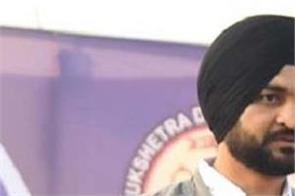 state sports minister sandeep singh suspended two coaches