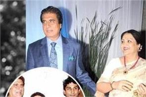 raj babbar celebrates his wedding anniversary with wife nadira babbar