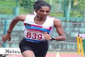 maheswari sets new national u 20 record 3000m steeplechase