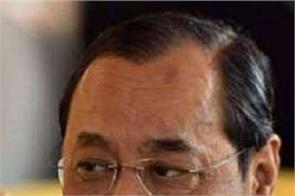 ranjan gogoi retired