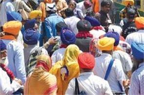 2200 indian sikhs arrive at nankana sahib