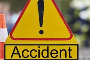 a motorcyclist dies after being hit by a tipper