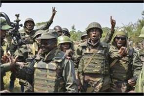 insurgents kill 14 in revenge for auj  s action in congo