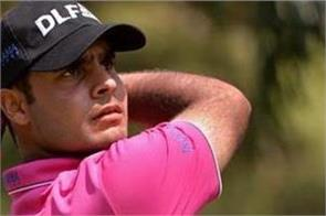 golf  shubhankar debuts with two under 70 cards