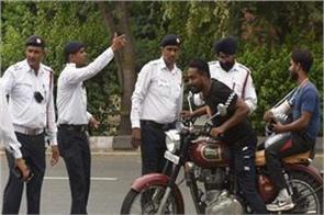 577 crore collected from 38 lakh challan in the last two months