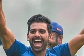 deepak chahar  s trick but rajasthan lost