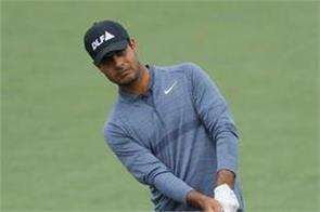 golf  shukhankar ranked 37th overall in turkey