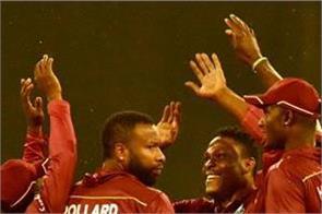 west indies beat clean sweep in series by afghans 5 wickets