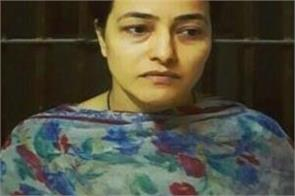 honeypreet reached ram rahim for the second time at sunariya jail