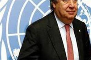 un chief to meet with pope francis