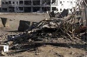 syria bomb blast kills 3 children