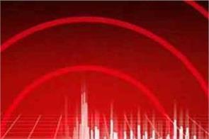 earthquake in delhi today