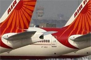 government will sell 100  stake in air india