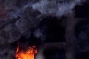 slovakia gas explosion in building killing 5